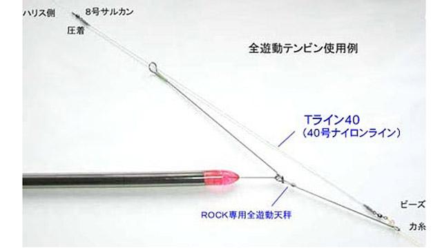 ROCK極太スナズリTライン40