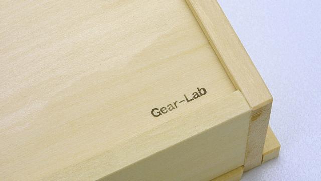 底板にGear-Labマーク