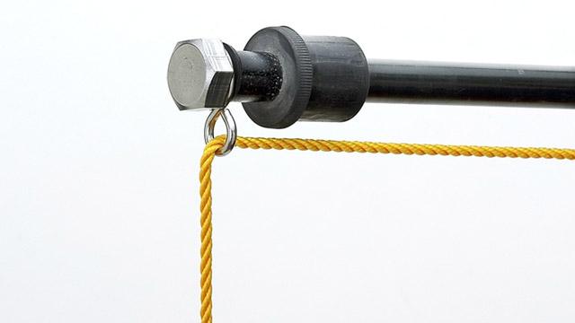 先端はステンレス1/2インチネジ使用です。