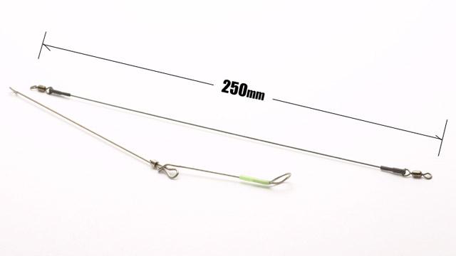 スナズリ長さは250mmです。