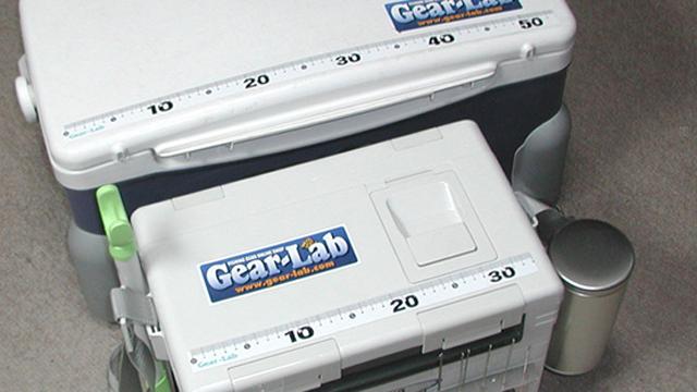Gear-Labメジャーシール