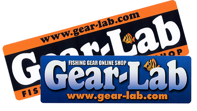 Gear-Labオリジナルステッカー